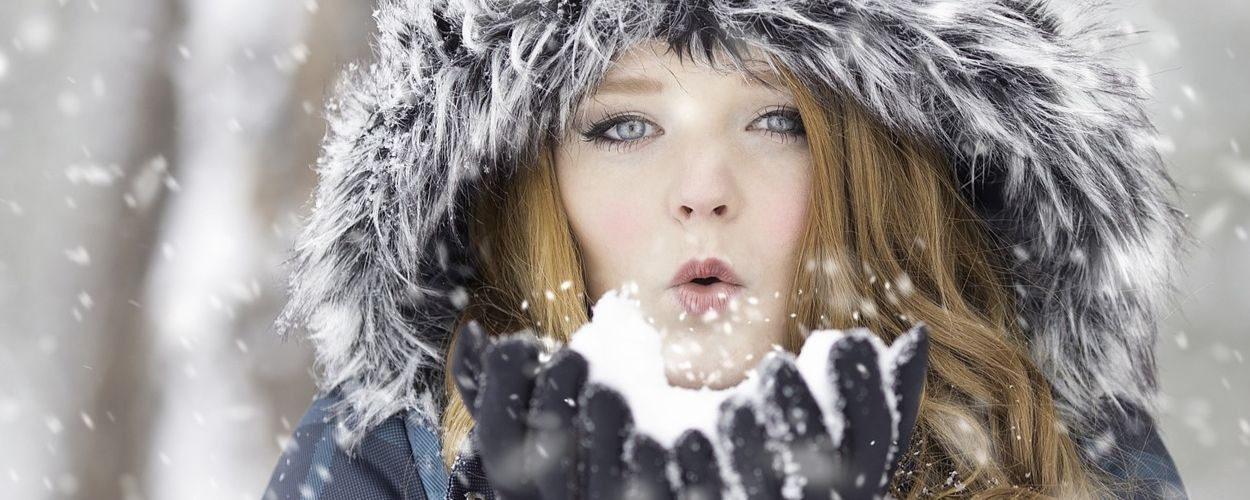 Winter und Heiserkeit