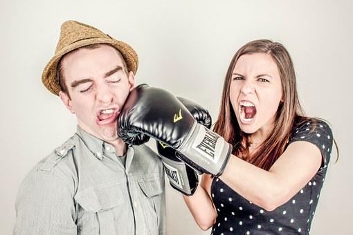 Kampfrhetorik hat mit Emotionen zu tun und wie man dieser begegnet