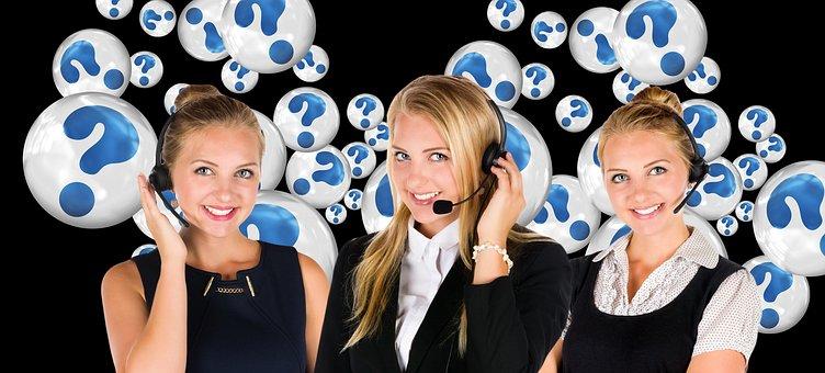 Deine Stimme am Telefon beim telefonieren