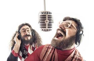 Stimme modulieren