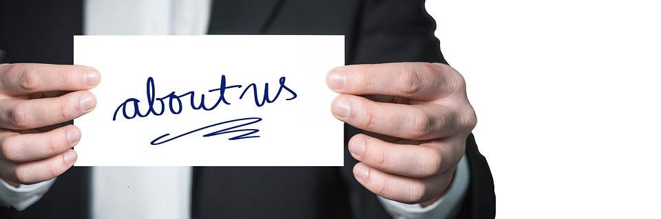 Business Knigge Wirkung mit visitenkarte, visitenkarte der erste Eindruck