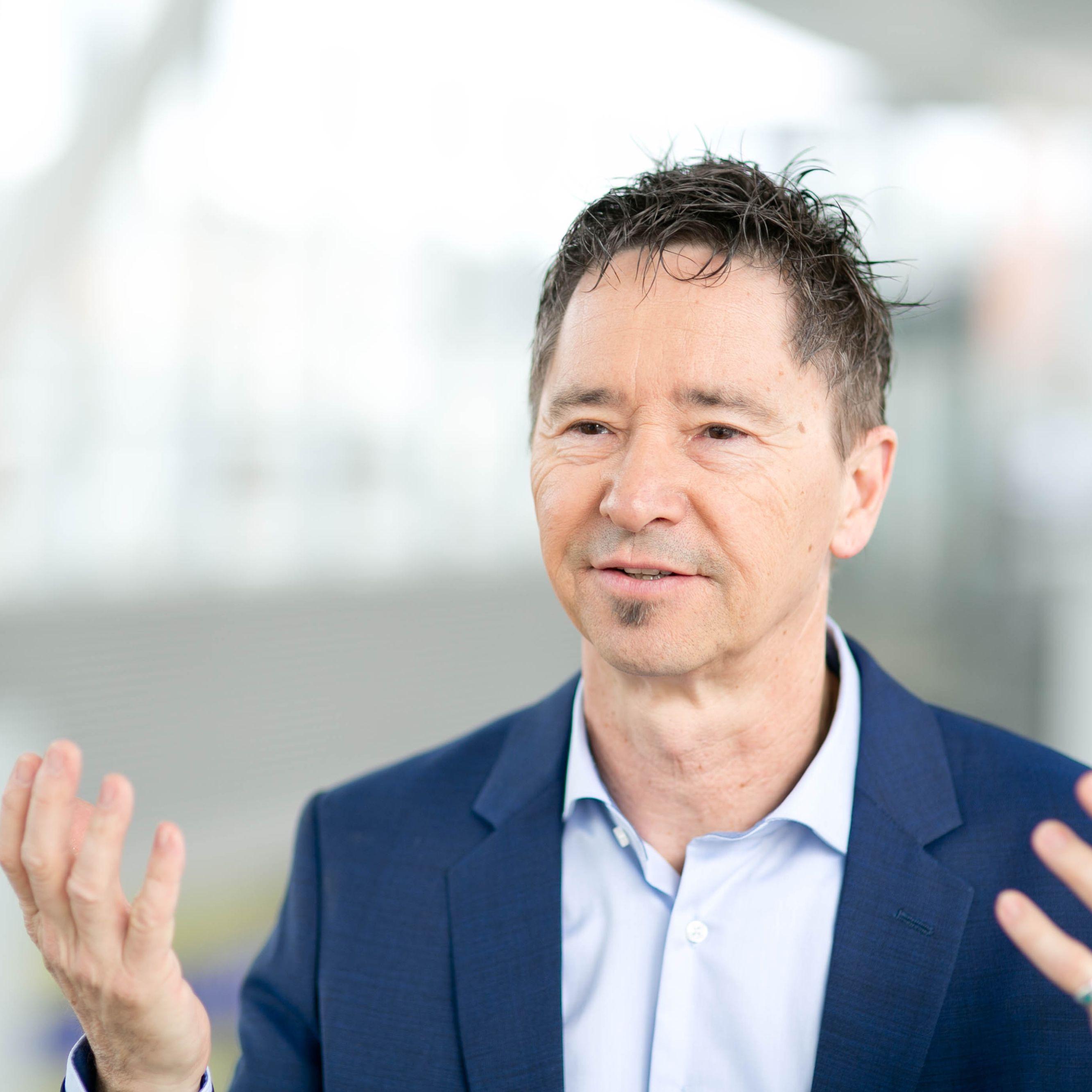 Gary Stütz - Warum Kommunikation so wichtig ist für ein eRede