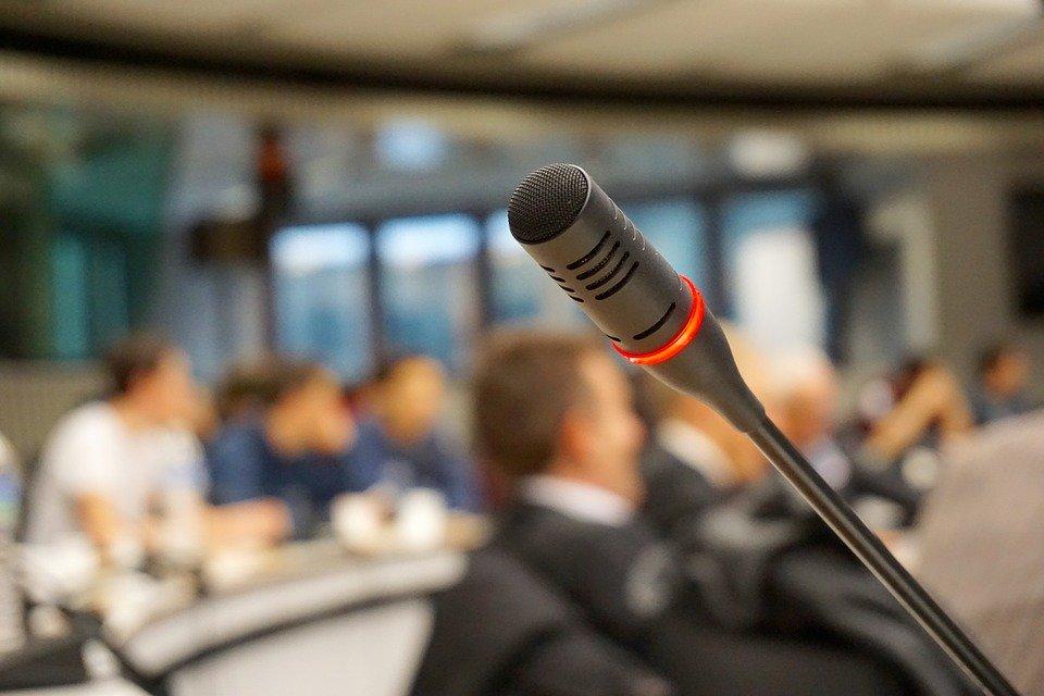 zuhörer in den Bann Wirkung In der Vorbereitung Nervosität vermeiden